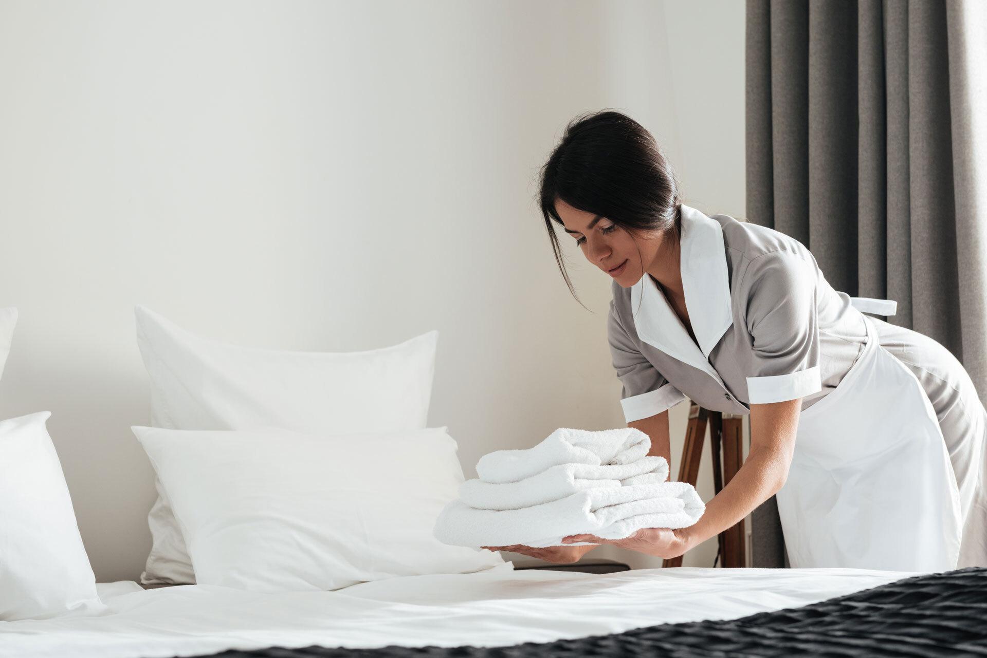 housekeeping job