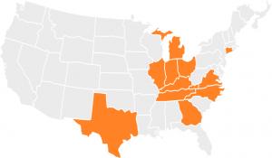 map-states